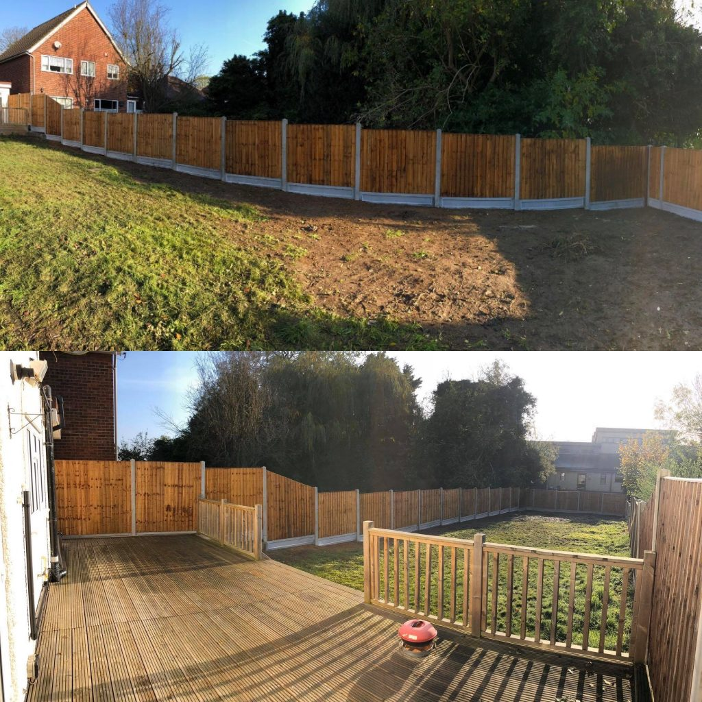 Fencing Repair and Installation